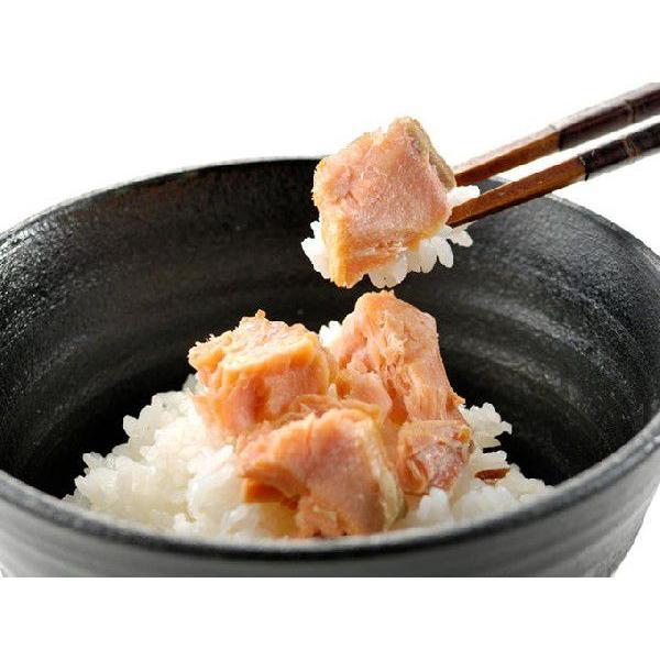 新巻鮭寒風干し 10切 北海道産 送料別|iwamatsu-salmon|03