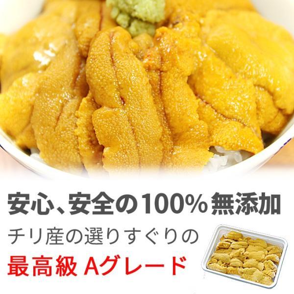 生ウニ  100g 3パック 無添加 刺身 天然 送料無料  ギフト あすつく|iwamatsu-salmon|02