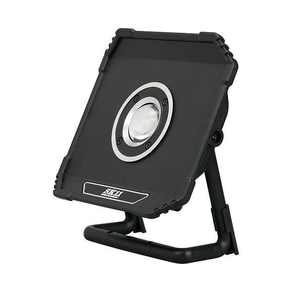 藤原産業 SK11 充電式 LED投光器 SLW-700LRB|iwauchi-kanamonoten