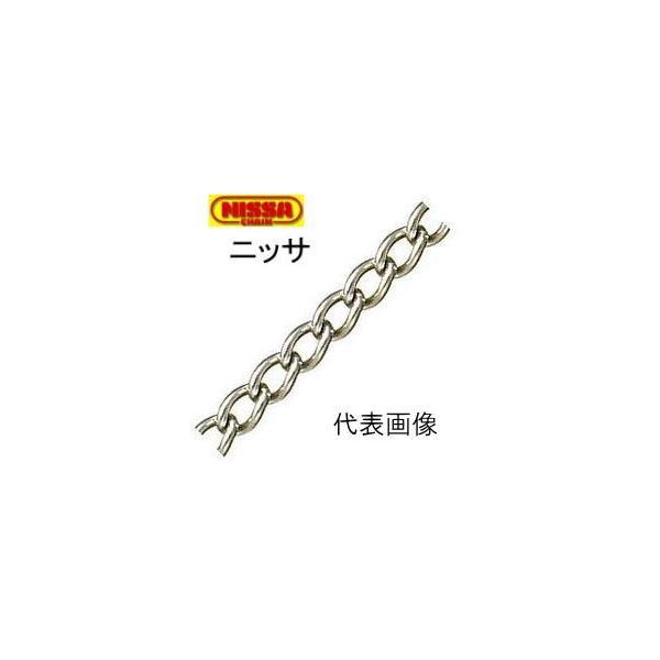 ニッサチェイン ニッサ ステンレス マンテルチェーン 1.6mm×30m SM16L