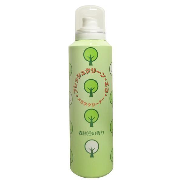 テーシーケース メガネクリーナー スプレータイプ フレッシュクリーンEC 200ml 森林浴の香り