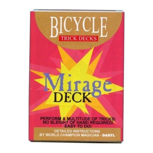 バイスクルマジックカード ミラージュデック PCM12