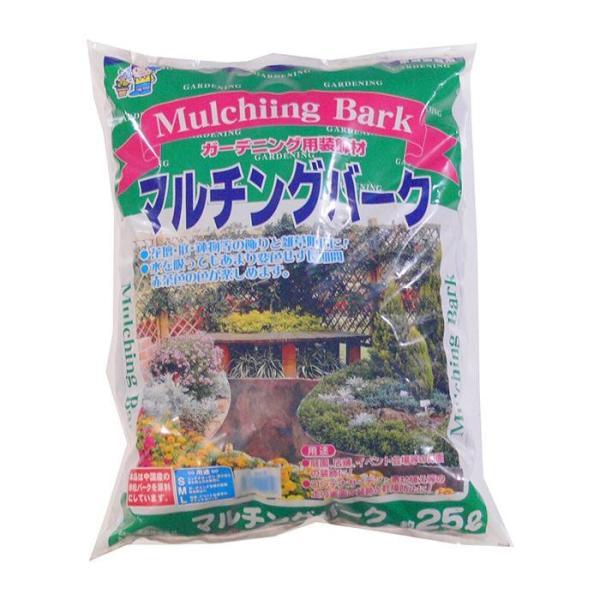 【代引き不可】あかぎ園芸 マルチングバーク L 25L 3袋