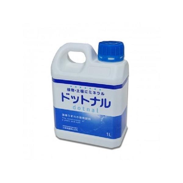 有機肥料 ドットナル タスマニアジャイアントケルプ配合/液体1L|iyasaka-shop
