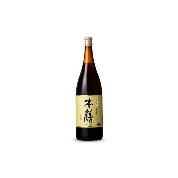 ヒゲタ醤油 ヒゲタ本膳 1800ml 醤油