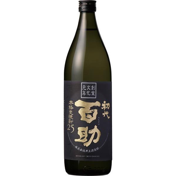 麦焼酎 初代 百助900ml 井上酒造(大分)|izmic-ec