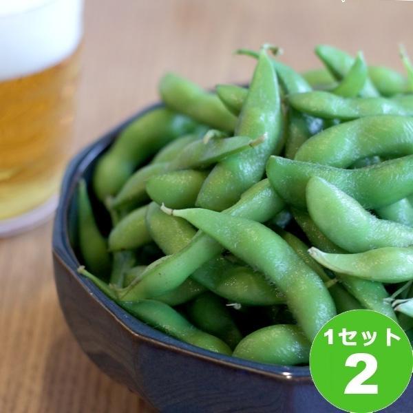 お店のための 塩あじえだ豆(タイ産) 【冷凍】  500g×2袋