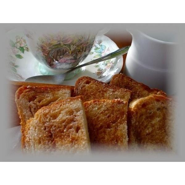 紅茶&キャラメルのデニッシュラスク44枚  クオリティギフト
