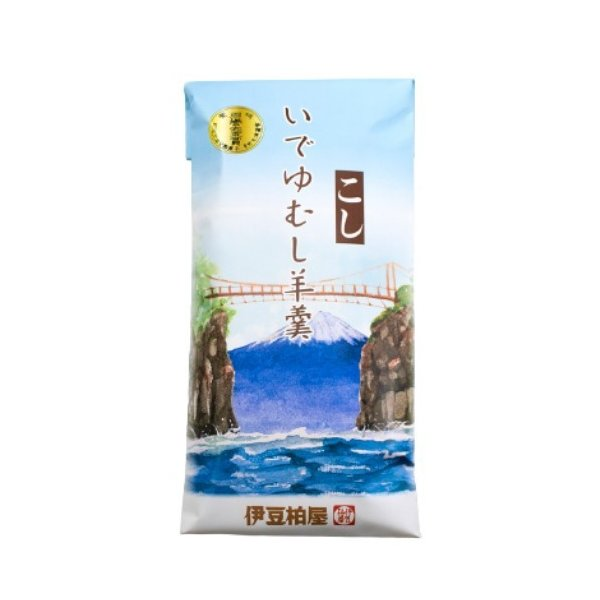 いでゆむし羊羹5本入|izukashiwaya|04