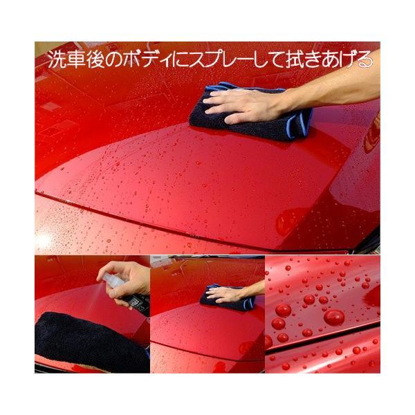 イズミプロテクトコーティング ガラス系コーティング剤 ボディガラスコーティング施工車のメンテナンスに最適 プロの施工マニュアル付き(お得なセット商品)|izumicleanpro|03