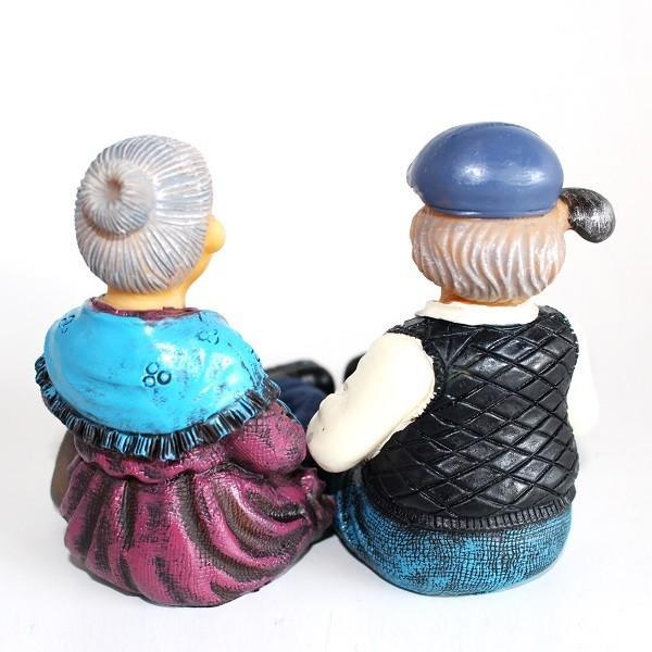 おじいちゃん&おばあちゃん人形 ゴルフ|izumigolf|02
