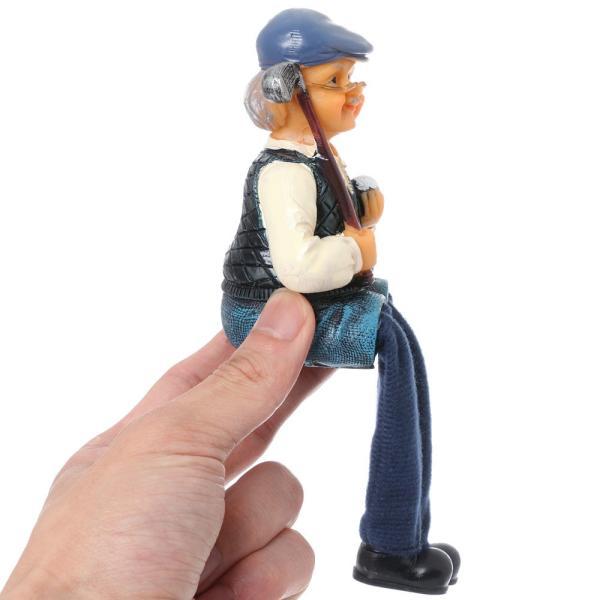 おじいちゃん&おばあちゃん人形 ゴルフ|izumigolf|05