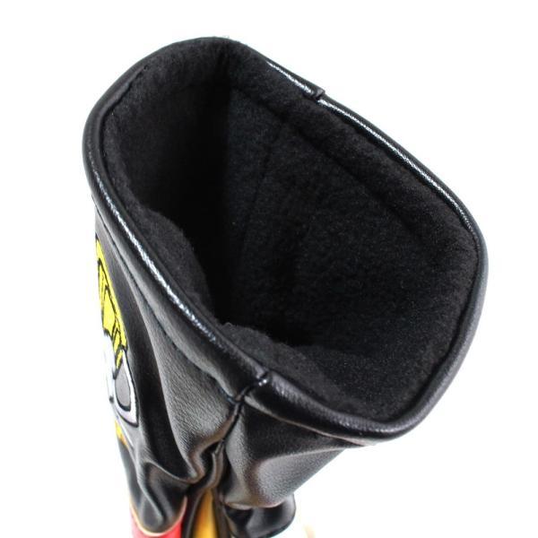 ゴルフ GUIOTE ヘッドカバー 4点セット ビール beer ブラック #1・#3・#5・H ドライバー・フェアウェイウッド・ユーティリティー|izumigolf|03