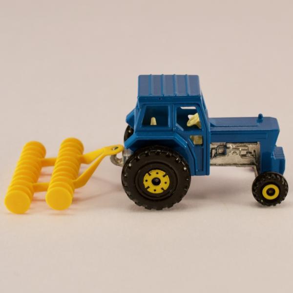 ミニカーイギリスマッチボックス(matchbox)トラクターTRACTORMB171978No.46SuperFast