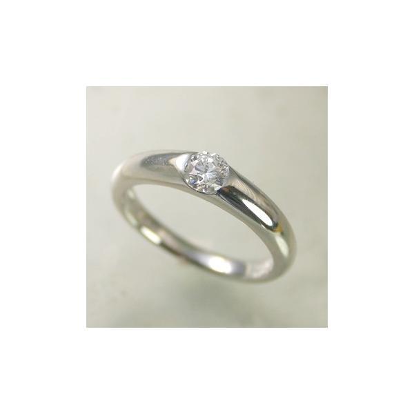 婚約指輪 安い プラチナ ダイヤモンド 0.6カラット 鑑定書付 0.60ct Dカラー SI1クラス 3EXカット GIA