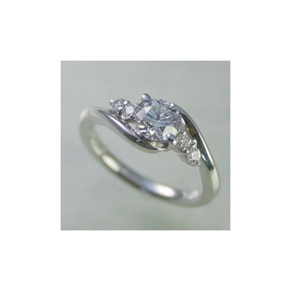婚約指輪 プラチナ ダイヤモンド 1.0ct GIA鑑定書付 1.06ct Dカラー VS2クラス 3EXカット GIA