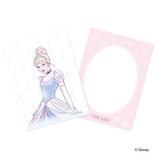 ペアリング ディズニー プリンセス シンデレラ 指輪 THE KISS シルバー SV925 ペア販売 DI-SR2902BT DI-SR2903