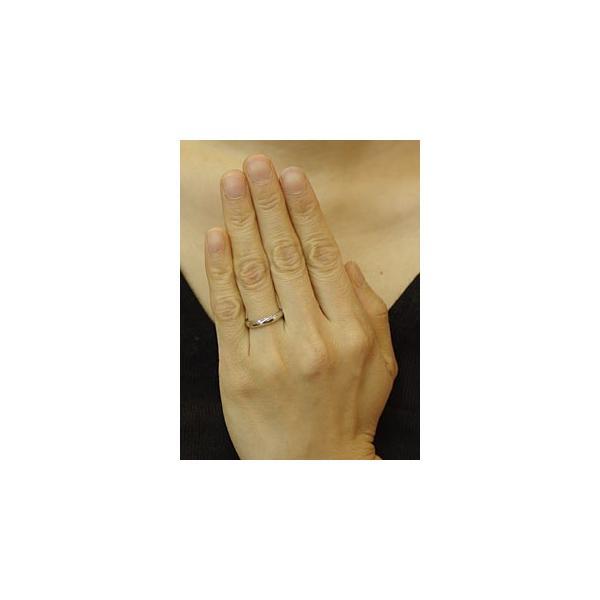 結婚指輪 プラチナ ペアリング 安い マリッジリング シエール ペア販売 造幣局検定 表面光沢 甲丸 鍛造 筆記体日本語刻印無料|j-kimura|06