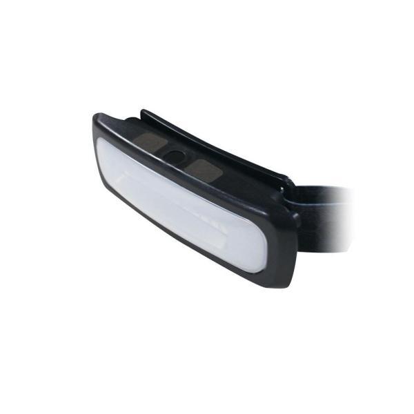 代引き・同梱不可 Beruf  BHL-S01SDB SMD 明暗センサーヘッドライト 250LM 電池式
