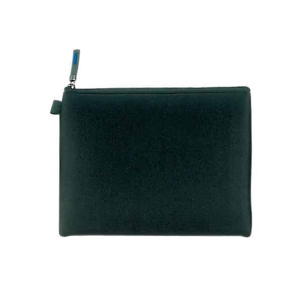 代引き・同梱不可 セキセイ 超厚クッションケース AZ-1355-60 ブラック