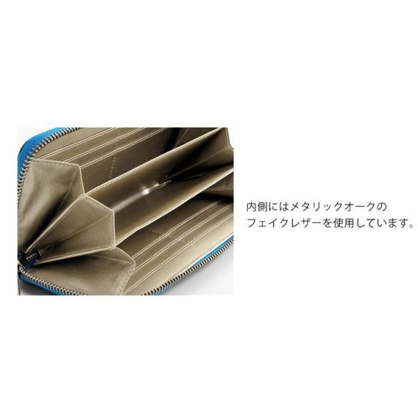 長財布 メンズ 本革 レザー ラウンドファスナー クロコダイル シャイニング 日本製 JRA カードが12枚入る 全6色 送料無料 (No.06001148-mens-1)|j-white|10