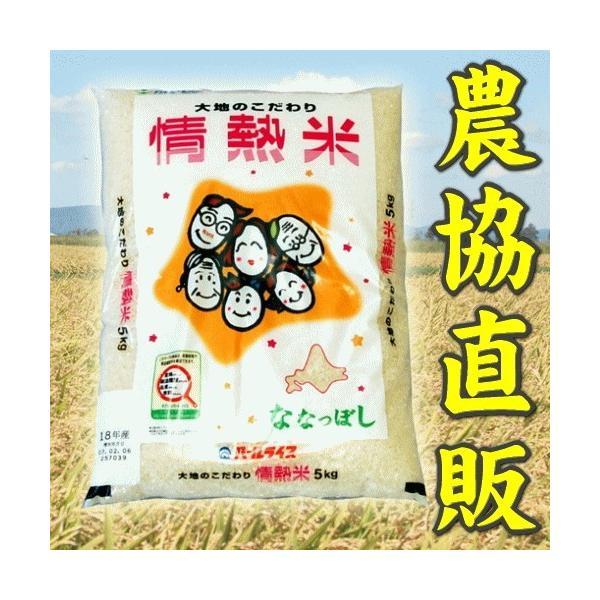 米 情熱米ななつぼし 10kg 平成29年産 良質1等米 産地直送|ja-iwamizawa