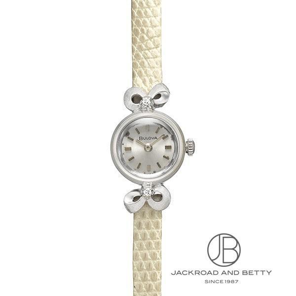 ブローバ BULOVA 18KWG 【アンティーク】 時計 レディース|jackroad