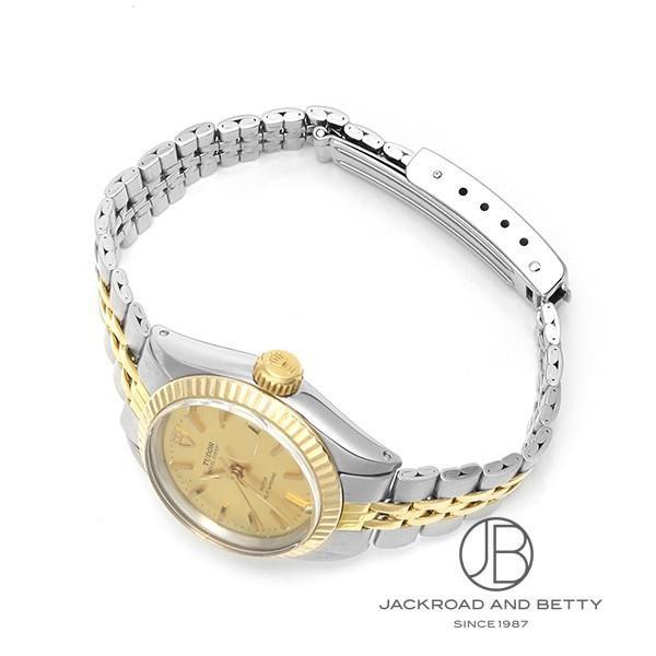 チュードル TUDOR プリンセスオイスターデイト 92413 【アンティーク】 時計 レディース