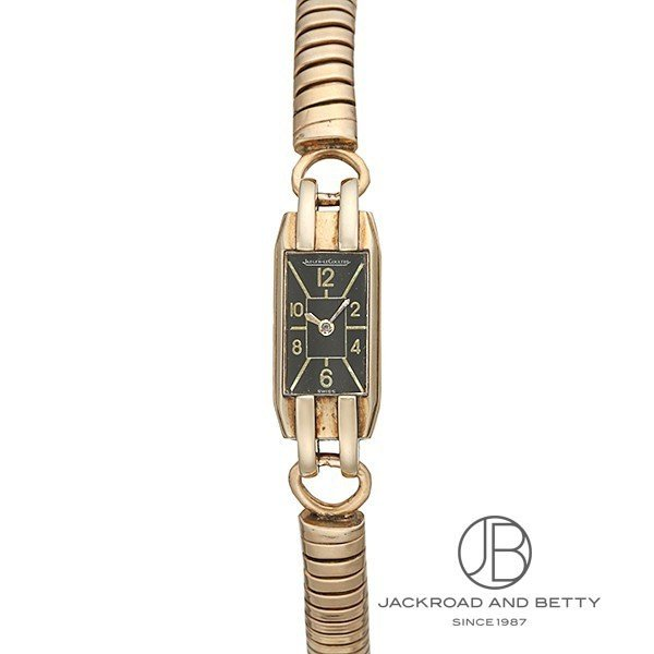 ジャガー・ルクルト JAEGER LE COULTRE バックワインダー 517 アンティーク 時計 レディース