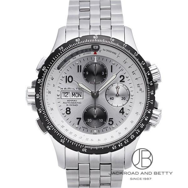 ハミルトン HAMILTON カーキ X-ウィンド オートマティック H77626153 【新品】 時計 メンズ|jackroad