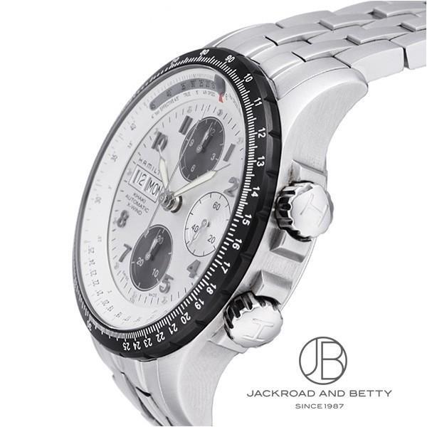 ハミルトン HAMILTON カーキ X-ウィンド オートマティック H77626153 【新品】 時計 メンズ|jackroad|02