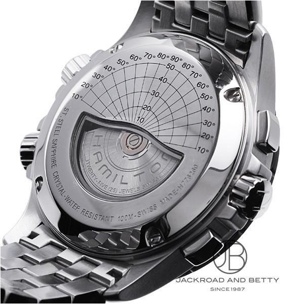 ハミルトン HAMILTON カーキ X-ウィンド オートマティック H77626153 【新品】 時計 メンズ|jackroad|03