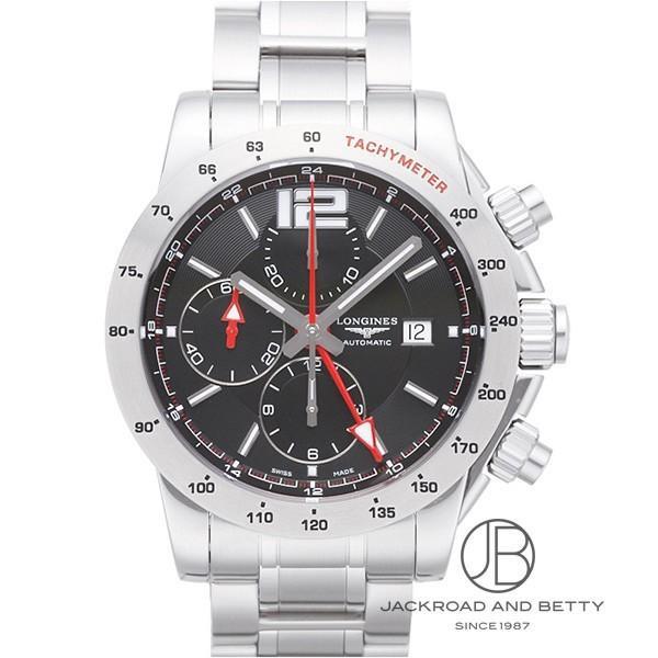 ロンジン LONGINES スポーツ アドミラル クロノグラフ L3.670.4.56.6 【新品】 時計 メンズ|jackroad
