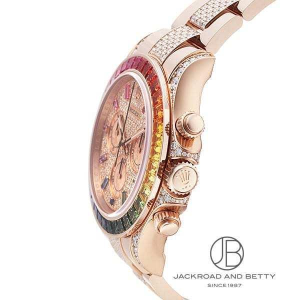 ロレックス ROLEX コスモグラフ デイトナ レインボー 116595RBOW 【新品】 時計 メンズ|jackroad|02