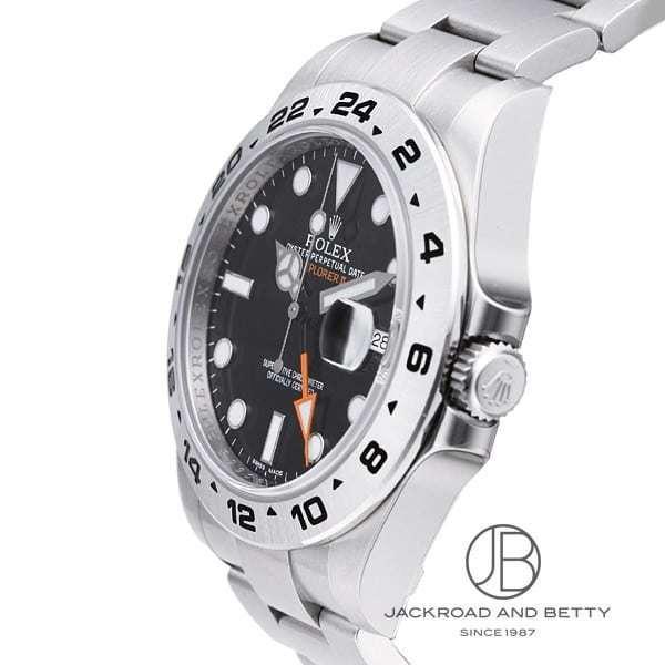 ロレックス ROLEX エクスプローラーII 216570 【新品】 時計 メンズ|jackroad|02