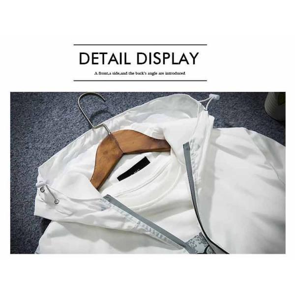 マウンテンパーカー メンズ 春 新作 ジャケット ブルゾン フード付き ミリタリージャケット メンズ アウター カジュアル ジャケット メンズパーカー 送料無料|jacoomee|04