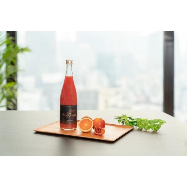 JAえひめ南のブラッドオレンジジュース 720ml×2本 愛媛県より産地直送|jaehimeminami|03