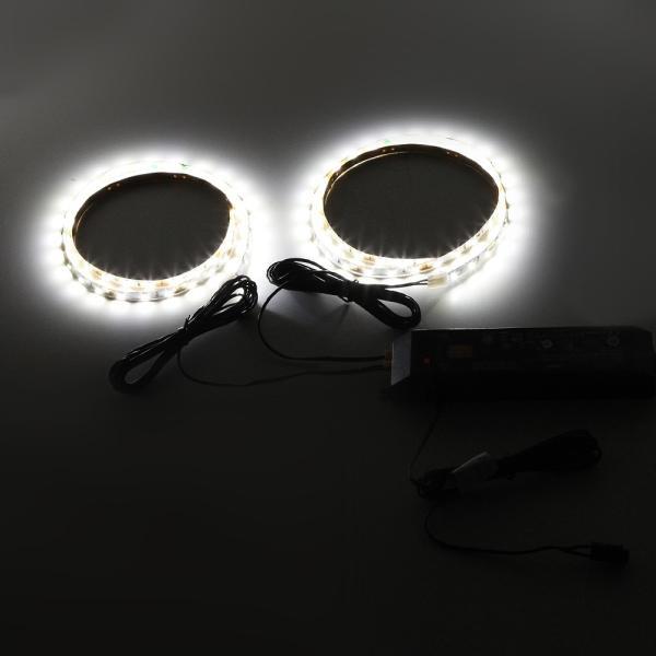 専用オプション品 JAJAN フィギュアラック サード ロータイプ専用 ホワイト LED ユニット ワイド・レギュラー兼用|jajan-a|08