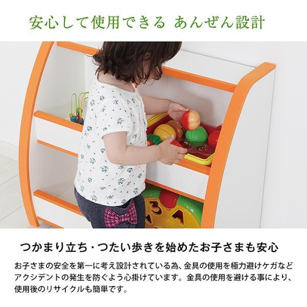 おもちゃ収納 EVAキッズ おもちゃ箱 ワイドタイプ 日本製 完成品 キッズ ベビー 男の子 女の子 子供 子ども 家具 出産祝い 内祝い 出産内祝い|jajan-a|04