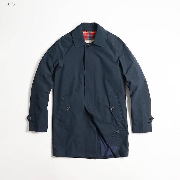 バラクータ BARACUTA G10 オリジナルトレンチコート (英国製 ORIGINAL TRENCH ステンカラーコート 即納)|jalana|06