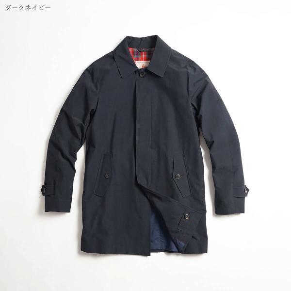 バラクータ BARACUTA G10 オリジナルトレンチコート (英国製 ORIGINAL TRENCH ステンカラーコート 即納)|jalana|09