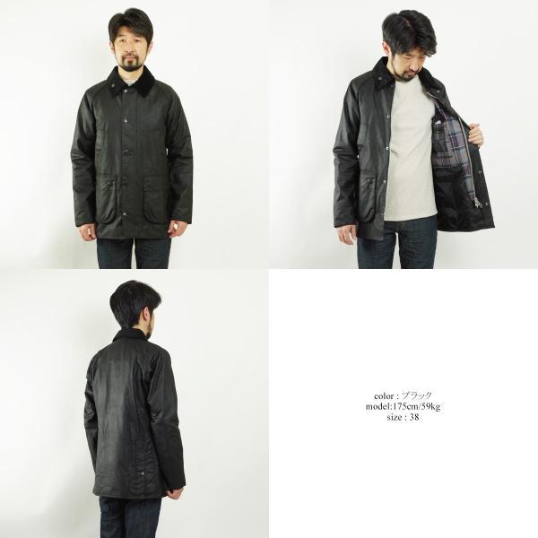 バブアー Barbour ビデイル SL ジャケット (BEDALE スリムフィット 日本代理店モデル)|jalana|03