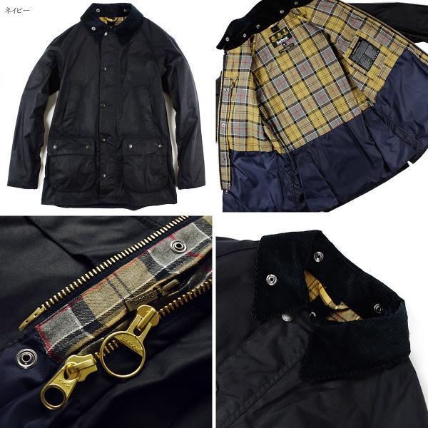 バブアー Barbour ビデイル SL ジャケット (BEDALE スリムフィット 日本代理店モデル)|jalana|05