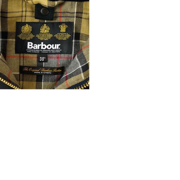 バブアー Barbour ビデイル SL ジャケット (BEDALE スリムフィット 日本代理店モデル)|jalana|09