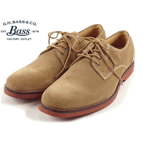 バス G.H.BASS オックスフォード シューズ プロクター ダーティーバックスエード (PROCTOR 革靴)|jalana|02
