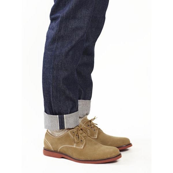 バス G.H.BASS オックスフォード シューズ プロクター ダーティーバックスエード (PROCTOR 革靴)|jalana|04