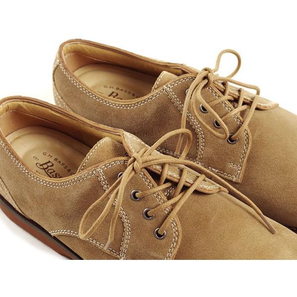 バス G.H.BASS オックスフォード シューズ プロクター ダーティーバックスエード (PROCTOR 革靴)|jalana|06