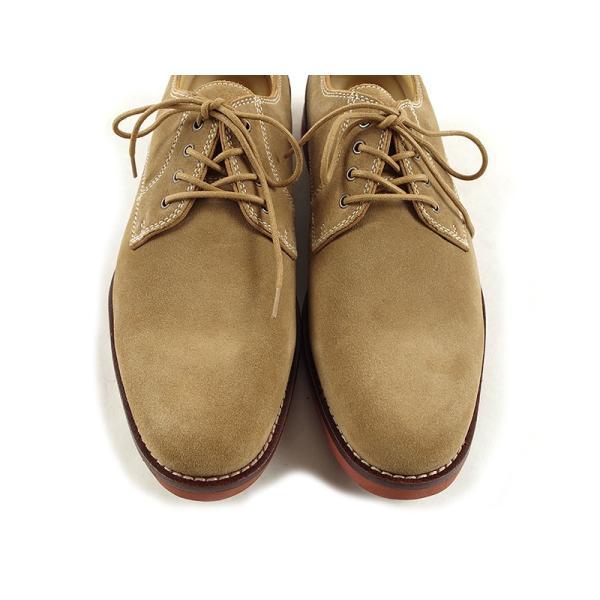バス G.H.BASS オックスフォード シューズ プロクター ダーティーバックスエード (PROCTOR 革靴)|jalana|07