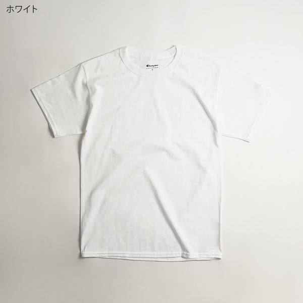 チャンピオン Champion #T425 5.2オンス 半袖 Tシャツ (無地 米国流通モデル) jalana 06