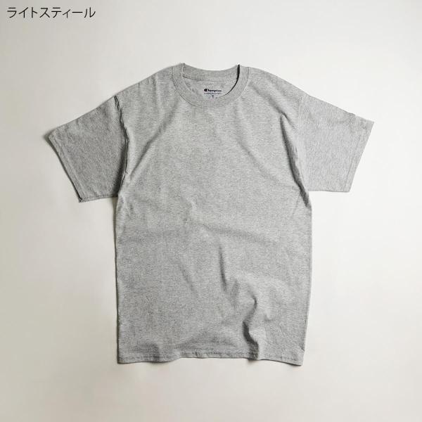 チャンピオン Champion #T425 5.2オンス 半袖 Tシャツ (無地 米国流通モデル) jalana 08
